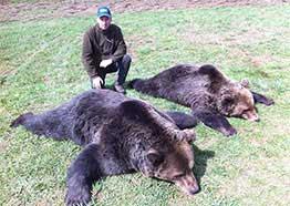 Caccia Croazia battute di caccia